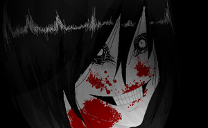 Jeff the killer by SGTCTOINFINITY