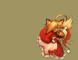 Red n Pinocchio by -seed-
