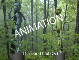 11 Second Club Oct by lisarts