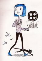 Coraline by creepstown