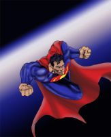Superman by teach