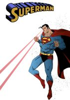 Superman...00 by IttoOgamy