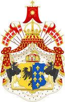 CoA of the Carolingian Dynasty by TiltschMaster