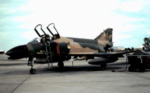 310th TFTS F-4C No. 2 by F16CrewChief