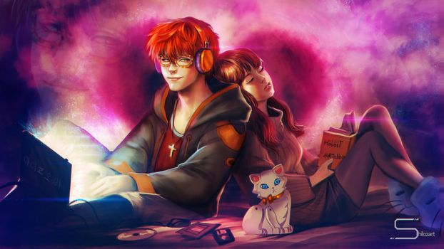Mystic Messenger by Shilozart