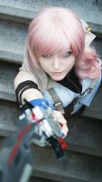 FFXIII:Do You Want To Fight Me by SugarBunnyCosplay