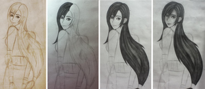 Tifa WIP by KingdomOfLight1
