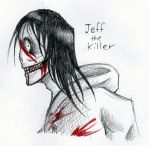 Jeff the Killer again by 51Sonic