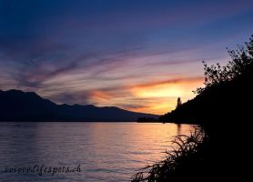 Thun Lake by pinguinette