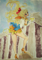 Tradicional Sailor Venus by G-gG