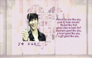 no other-yesung by jajaninna