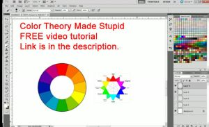 Color Theory Made Stupid by discipleneil777