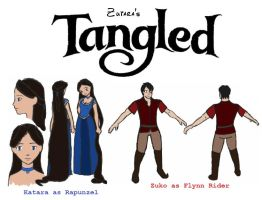 Zutara's TANGLED by the-rose-of-tralee