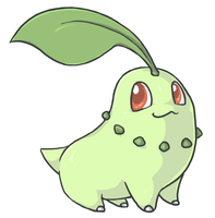 Chikorita by fuzzball288
