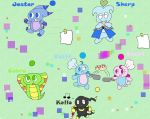 Chao, Chao, CHAO by Chenanigans