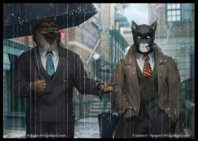 Wet Fur Blues by Defago