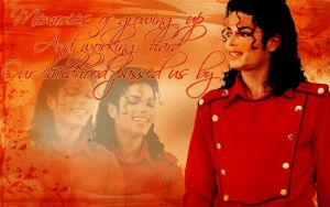 Michael Jackson Wallpaper 7 by Ebs2Hott4U