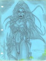 The Witchblade Sheet Separator by stanmx