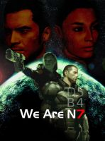 We Are N7 by lzsays