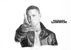 Eminem 2011 by renownedwarrior