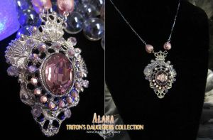 King Triton's Daughters Collection : Alana by Lillyxandra