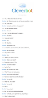 Thor Loves Cleverbot? by SunnyDee13
