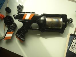 Battleworn NERF mod WIP by Infernomonster