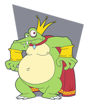 King K. Rool by SrPelo