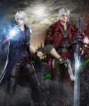 #SuperNero x SuperDante by DemonLeon3D
