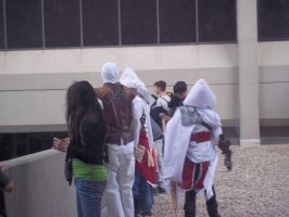Assassin creed parkours by hinata1star