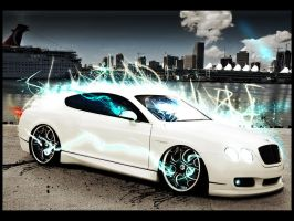 Bentley Continental 2.0 by LillGrafo