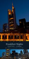 Frankfurt Nights Stock Pack by kuschelirmel-stock