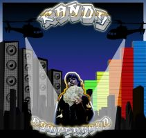 CD for Randy Rampersaud by surlana