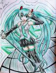 Miku for The World~ by WhipLeen