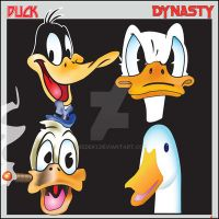 DUCK DYNASTY 3 by medek1