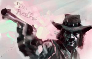 RED DEAD REDEMPTION by ELIANT