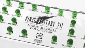 Magic Materia Collection, Final Fantasy VII by ChinookCrafts