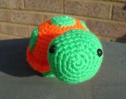 Toby The Turtle by EssHaych