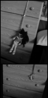 depressed doll by rawrxangel