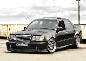 Mercedes W124 by AntVR6