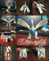 Lugia Buildable Figure (GRAIL ACHIEVED) Gashapon? by Eternalskyy
