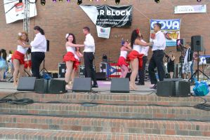 Puerto Rican/Latin Festival, Teen Couple Boogie4 by Miss-Tbones