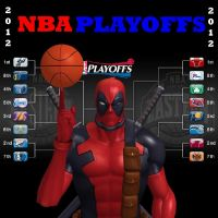 2012 NBA Playoffs by dnxpunk