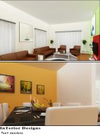 Interior designs by oxide1xx