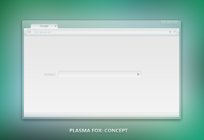 Plasma Fox: Concept by ElectroBiT