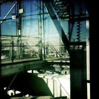 One sunny day with Lomo IV by SebastienTabuteaud