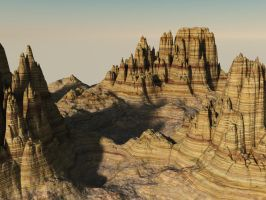 Canyon Vue 7.5+ Object by dmaland