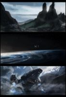 Prometheus by WesleyChen