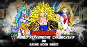 WWE Payback 2014 The Goku's Decision by gonzalossj3