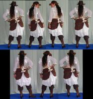 Steampunk Jade Pack 9 by TwilightAmazonStock
